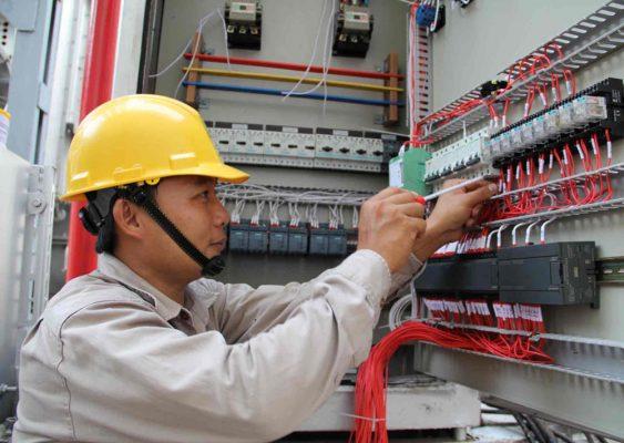 Sửa chữa điện tự động hóa